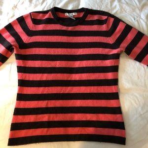 Design History striped sweater *100% cashmere*